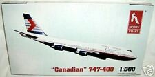 hobbycraft 1/300 CANADIAN PACIFIC 747-400 JET LINER