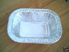 """200 x 7¾"""" Traditional Pie Foil Dishes"""