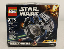 Star Wars Lego Series 3 Microfighters Vaisseaux Disney NIB