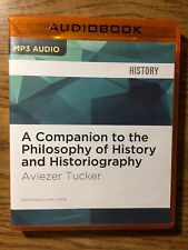 A Companion To The Philosophy Of History & Historiography Aviezer Tucker MP3 CD