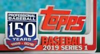 2019 Topps Baseball Series 1 BASE SET #1-350 In binder
