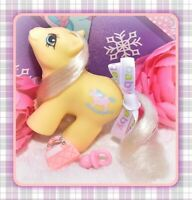 ❤️My Little Pony MLP 1987 G1 Vtg Newborn Twin TUMBLEWEED Baby Rocking Horse❤️