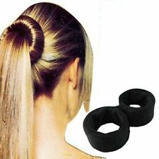 Women Hairagami Hair Bun Updo Fold Wrap & Snap Styling Tool