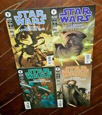Star Wars: The Stark Hyperspace War #36 thru #39, (2001/02, Dark Horse)