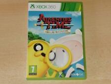 Adventure Time Finn & Jake investigaciones Xbox 360 PAL Reino Unido ** ** GRATIS UK FRANQUEO
