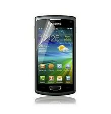 SCREEN PROTECTION FILM GLASS LCD SAMSUNG WAVE 3 S8600 HIGH QUALITY