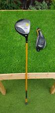MD Golf F3 Superstrong 15* 3 Wood - Regular Flex Graphite Shaft - RH