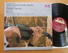 89 688 David Oistrakh Tchaikovsky Violin Concerto Konwitschny Heliodor Stereo EX