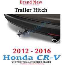 Genuine OEM Honda CR-V Trailer Hitch 2012 - 2016