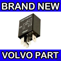 Volvo V70, S60, S80, XC70, XC90 Central / Rear Electronic Module Relay