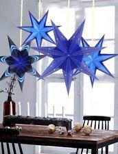 Christmas Paper Star Lantern Hanging Decoration