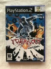 Freak Out: Extreme Freeride (PS2) Brand New Sealed PAL UK