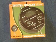 Chub Digital Angling Scales 30kg / 66lb x 1oz Fishing