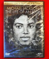 2 dvd collector's edition michael jackson the life of an icon katherine jackson