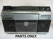 SHARP VZ-2000 Boombox Ghetto Blaster Turntable Record Player Cassette Deck PARTS