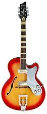 Framus Vintage Billy Lorento FR05120BILORJGV55 - Electric Guitar - Cherry Sunbur
