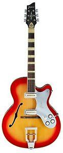 Framus Vintage Billy Lorento FR05120BILORJGV55 - Electric Guitar