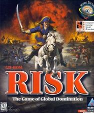 HASBRO RISK w/ULTIMATE RISK +1Clk Windows 10 8 7 Vista XP Install