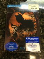 Batman Begins (Blu-ray Disc, 2008, Limited Edition Giftset) NEW