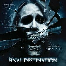 DESTINATION FINALE (FINAL DESTINATION) MUSIQUE DE FILM - BRIAN TYLER (CD)