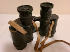 Vintage LEATHER WRAPPED Binocular COLLECTIBLE Strap
