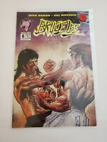 Bruce Lee Comic 6 Cover A First Print 1994 Mike Baron Val Mayerik Malibu