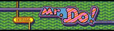 Mr. Do arcade marquee