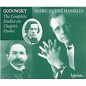 Godowsky: Complete Chopin Studies, , Excellent CD