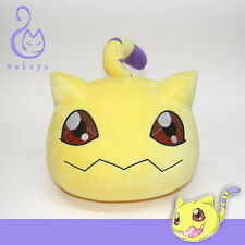 Japan Digimon Adventure Yagami Hikari Nyaromon COSPLAY Plush Doll Kid Gift Toy
