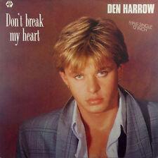 "Il Harrow-Don 't Break My Heart - 12"" MAXI-k1216-Slavati & cleaned"