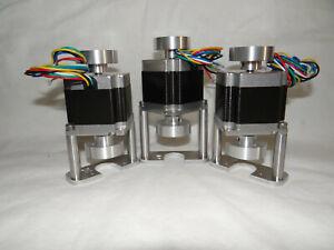 PROXXON MF70 Kit umbau auf CNC mit NEMA23 Schrittmotoren