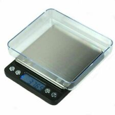 Horizon Acct-2000 Other Office Digital Precision Jewelry Scale + Tray 2000gx0.1g