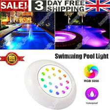 More details for waterproof 18 led submersible light hot tub underwater lights swimming pool pond