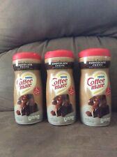 Nestle Coffee Mate Powdered Creamer Chocolate,  (3)  10.2 OZ