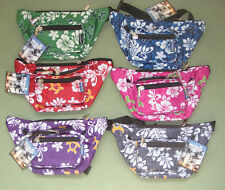 Hawaii Spirit Fanny Pack Folderble Travel Shopping Waist Pouch Eco Bag H-11/H-12