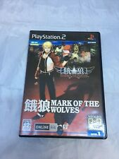 Garou Mark of the Wolves Playstation 2 Japanese Import PS2 JP NA Seller