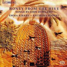 Emma Kirkby - Honey from the Hives [New SACD] Hybrid SACD