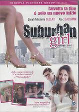 Dvd **SUBURBAN GIRL** con Alec Baldwin nuovo 2007
