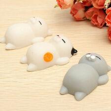Cute Squishy Soft Kawaii Cat Squeeze Healing Kids Fun Toy Stress Reliever Decors