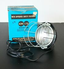 Vintage Acme Lite Sealed Beam Movielite Model 96 Fits Super 8 Cameras 250 Watts
