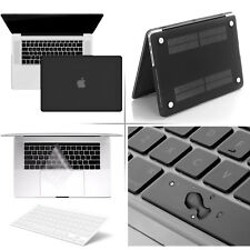 MacBook Pro 13-inch Case 2018 2017 2016 Touch Bar Soft Touch Cover+Keyboard Skin