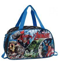 Marvel Avengers Street bolsa de viaje 27.72 litros color azul