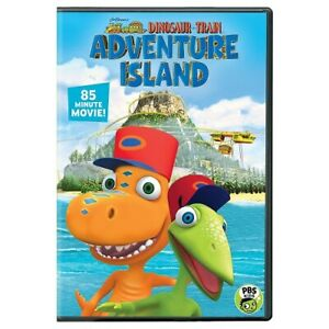 Dinosaur Train Adventure Island New DVD