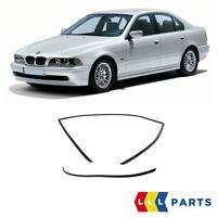 Véritable BMW 5 Série E39 Pare-Brise Moulage Joint Set