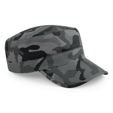 Camouflage Army Camo Hat Baseball Cap Cotton Sun Hat Adjustable cadet/military