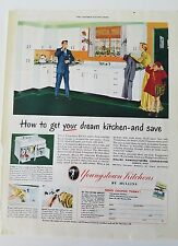 1949 Youngstown kitchens by Mullins how to get your dream and Save ad