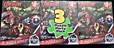 Brand New Sealed Marvel Avengers 3 Puzzle Party Pack Kids Party Favors
