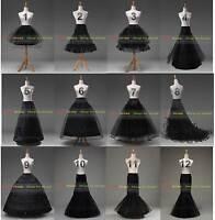 Wedding Bridal A Line Hoop/Hoopless Dress Silps Crinoline Petticoat Underskirts