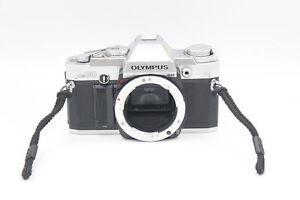 Olympus OM30 SLR FILM CAMERA Body Only, No. 1128060 WORKING