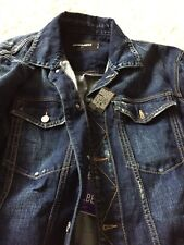"""New Authentic Dsquared2   """"Jeans Jacket Size XL new With Tags XXL"""